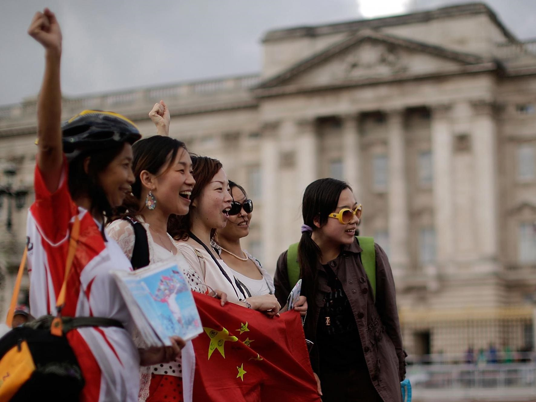 Meet the requirements of Chinese tourists: check list
