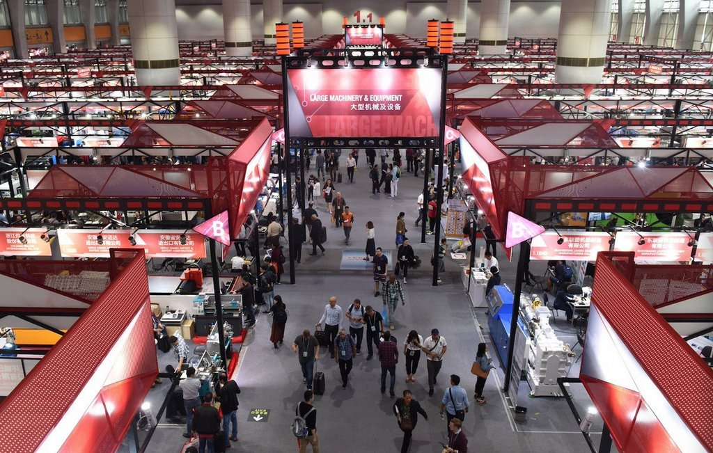 How to choose an exhibition in China?