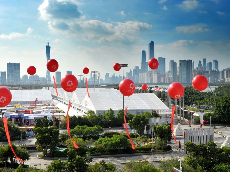 Interesting facts about the Canton Fair
