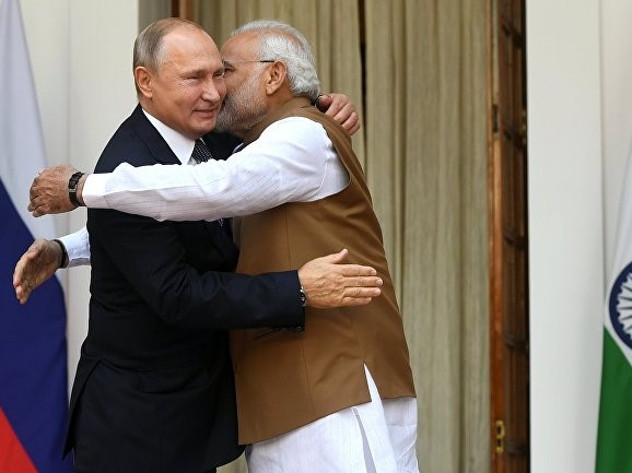 A new step in Russian-Indian cooperation